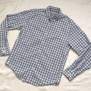 J. Crew Slim Fit Cotton Casual Button Down Shirt